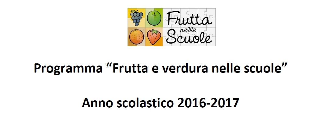 Frutta Nelle Scuole Calendario Distribuzione.Aggiornamento Calendario Distribuzione Frutta Fino 28 04